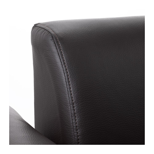 HEMLINGBY - 兩座位梳化, Bomstad 深褐色 | IKEA 香港及澳門 - PE613126_S4