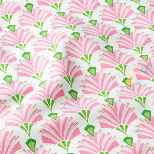 INBJUDEN - 餐巾, 白色/粉紅色 | IKEA 香港及澳門 - PE811216_S4