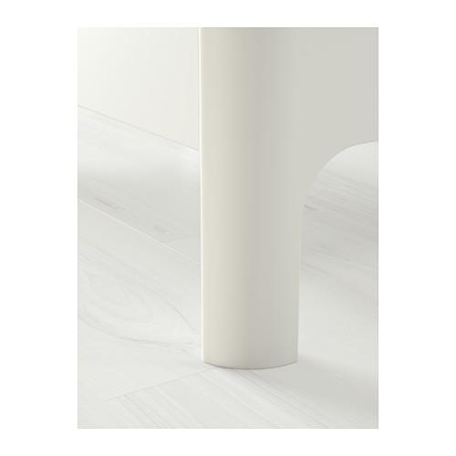 BUSUNGE - extendable bed, white   IKEA Hong Kong and Macau - PE613178_S4