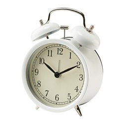 DEKAD - alarm clock, white | IKEA Hong Kong and Macau - PE551456_S3