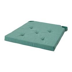 JUSTINA - 椅墊, 灰湖水綠色 | IKEA 香港及澳門 - PE811372_S3