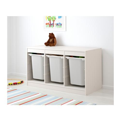 TROFAST - storage combination with boxes, white/white   IKEA Hong Kong and Macau - PE613426_S4