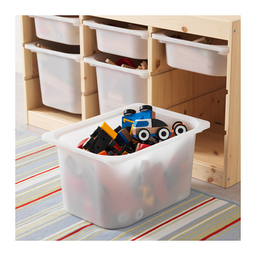 TROFAST - storage combination with boxes, light white stained pine/white   IKEA Hong Kong and Macau - PE613465_S4