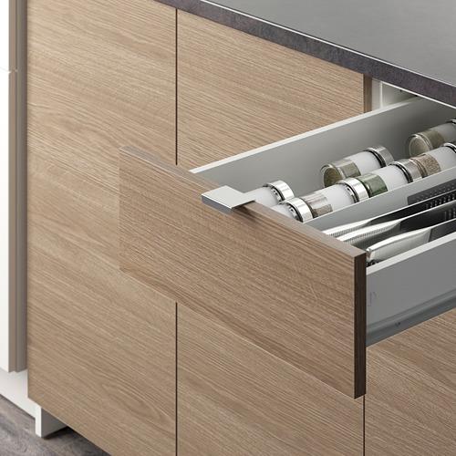 KNOXHULT - 廚房, 木紋 灰色 | IKEA 香港及澳門 - PE617192_S4