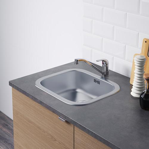 KNOXHULT - kitchen, wood effect grey | IKEA Hong Kong and Macau - PE617227_S4