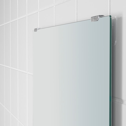 NYSJÖN - mirror with shelf, white | IKEA Hong Kong and Macau - PE811395_S4