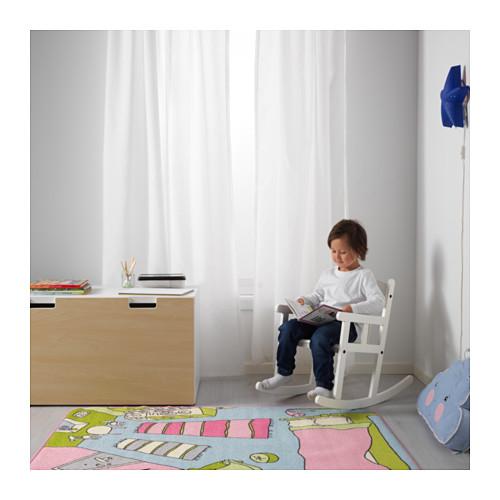 SUNDVIK - rocking-chair, white | IKEA Hong Kong and Macau - PE613569_S4