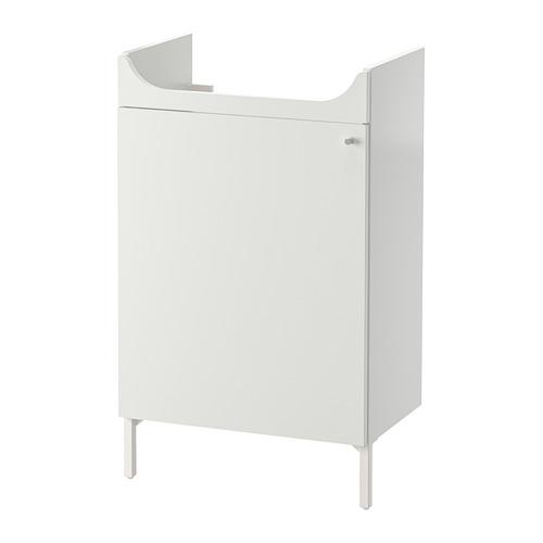 NYSJÖN - 洗手盆櫃, 白色 | IKEA 香港及澳門 - PE811407_S4