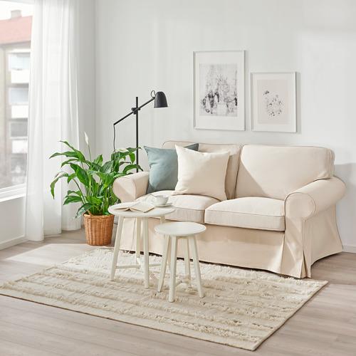 PEDERSBORG - rug, flatwoven, natural/off-white | IKEA Hong Kong and Macau - PE811414_S4
