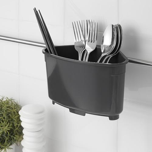 BEFLITA - sink container/colander, black | IKEA Hong Kong and Macau - PE811436_S4