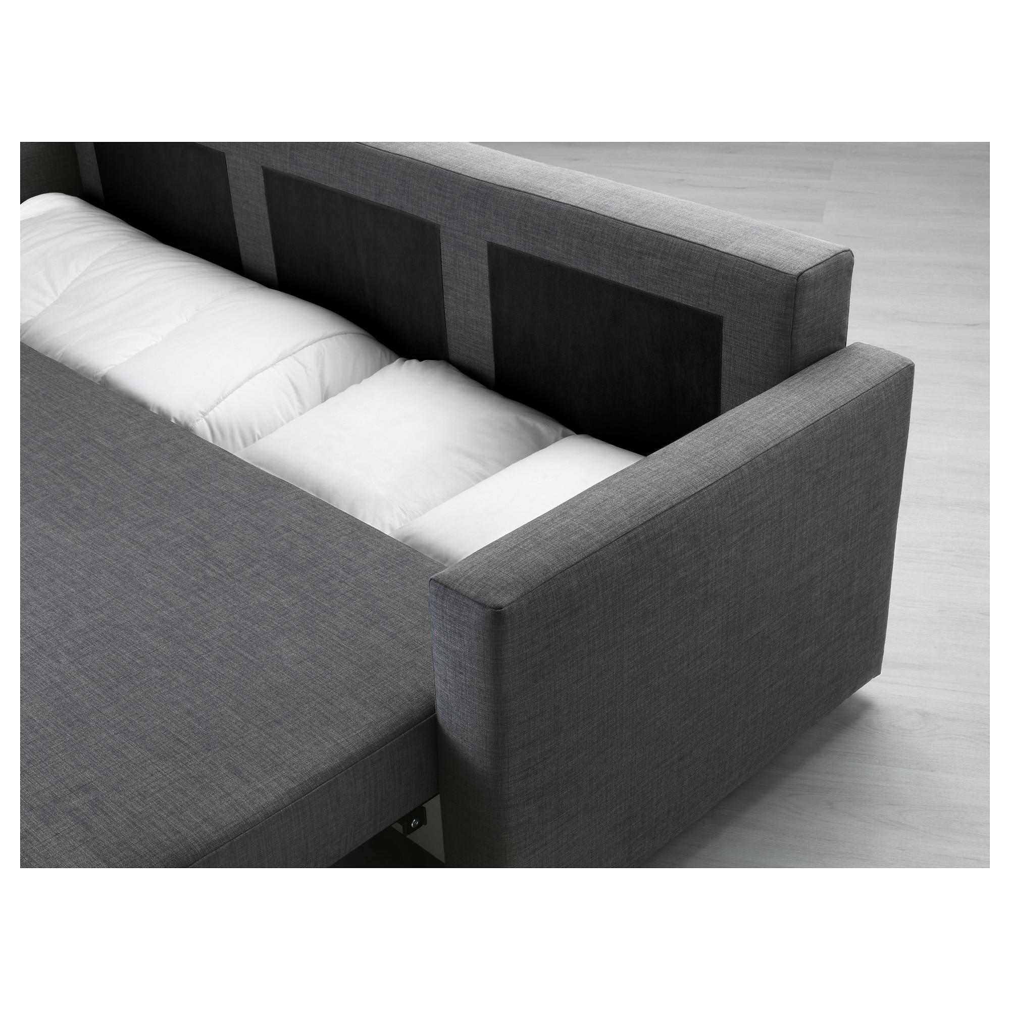 Remarkable Friheten Three Seat Sofa Bed Skiftebo Dark Grey Ikea Ibusinesslaw Wood Chair Design Ideas Ibusinesslaworg