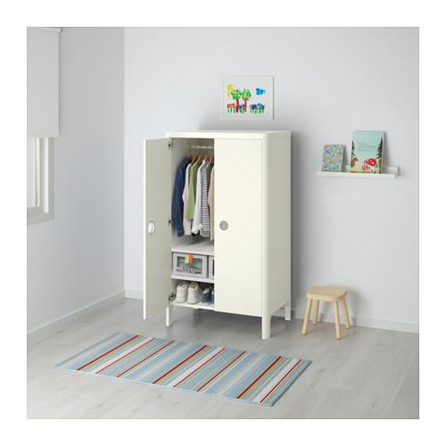 BUSUNGE - 衣櫃, 白色 | IKEA 香港及澳門 - PE613703_S4