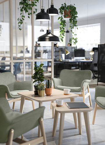 VEDBO - 扶手椅, Gunnared 淺綠色   IKEA 香港及澳門 - PH175234_S4