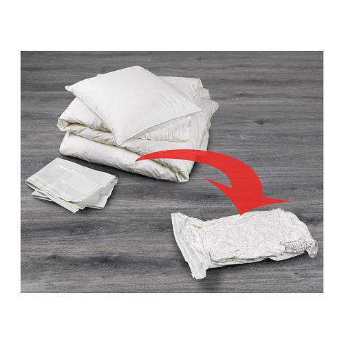 SPANTAD - 真空貯物袋,2件套裝, 淺灰色   IKEA 香港及澳門 - PE716445_S4