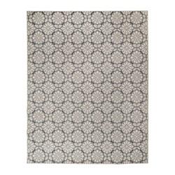 HUNDSLUND - 室內/戶外用平織地氈, 灰色/米黃色 | IKEA 香港及澳門 - PE755845_S3