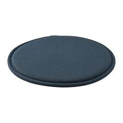 SUNNEA - chair pad, black-blue   IKEA Hong Kong and Macau - PE811824_S3