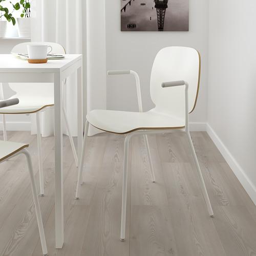 SVENBERTIL - 餐椅, 白色/Dietmar 白色 | IKEA 香港及澳門 - PE674088_S4