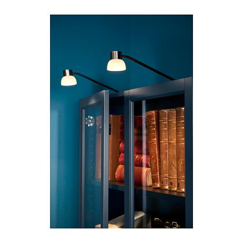 LINDSHULT - LED櫃燈, 鍍鎳 | IKEA 香港及澳門 - PH146061_S4