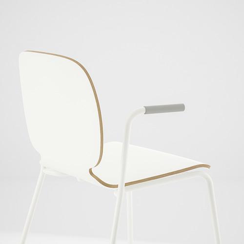 SVENBERTIL - 餐椅, 白色/Dietmar 白色 | IKEA 香港及澳門 - PE674091_S4