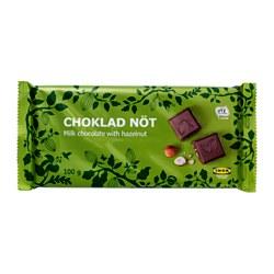 CHOKLAD NÖT - 榛子牛奶朱古力, 獲UTZ認證 | IKEA 香港及澳門 - PE553468_S3