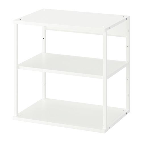PLATSA - open shelving unit, white | IKEA Hong Kong and Macau - PE756021_S4