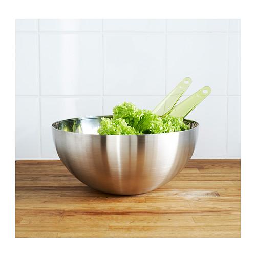 BLANDA BLANK - serving bowl, stainless steel, 20cm | IKEA Hong Kong and Macau - PE193769_S4