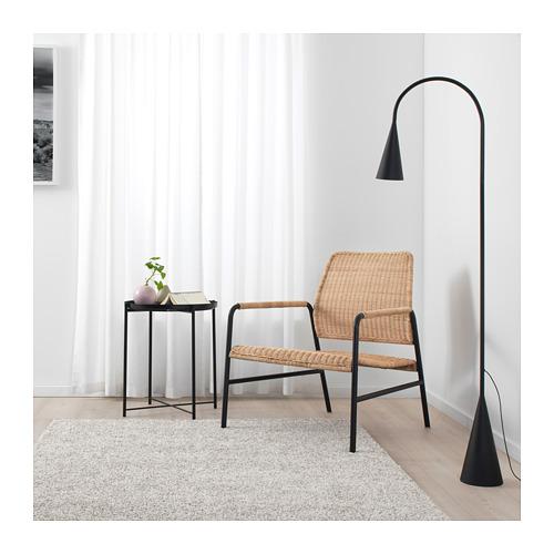 ULRIKSBERG - armchair, rattan/anthracite | IKEA Hong Kong and Macau - PE716931_S4