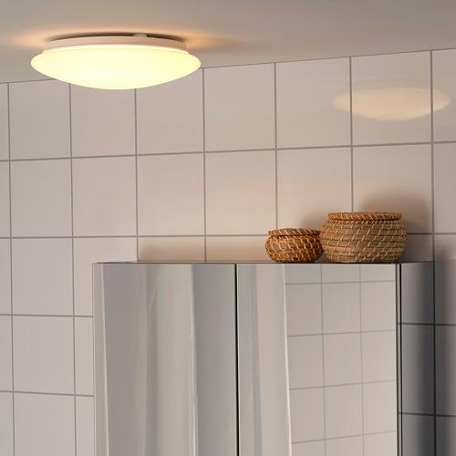BARLAST - LED天花/壁燈, 白色 | IKEA 香港及澳門 - PE756187_S4