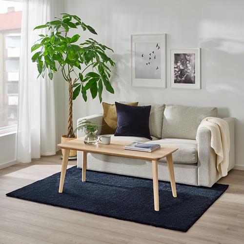 STOENSE - 短毛地氈, 深藍色   IKEA 香港及澳門 - PE811778_S4