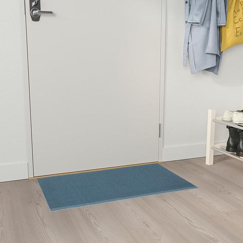 KLAMPENBORG - door mat, indoor, blue   IKEA Hong Kong and Macau - PE811792_S4