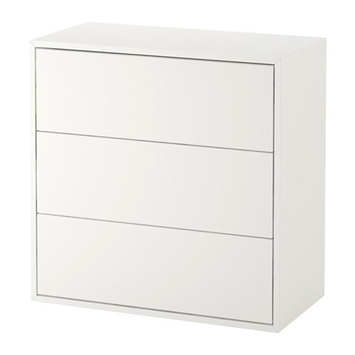 EKET cabinet with 3 drawers