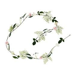 INBJUDEN - 人造花環, 玫瑰 粉紅色 | IKEA 香港及澳門 - PE811922_S3