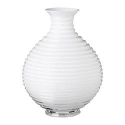 INBJUDEN - 花瓶, 玻璃 白色 | IKEA 香港及澳門 - PE811935_S3