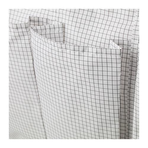 STUK - hanging shoe organiser w 16 pockets, white/grey | IKEA Hong Kong and Macau - PE667706_S4