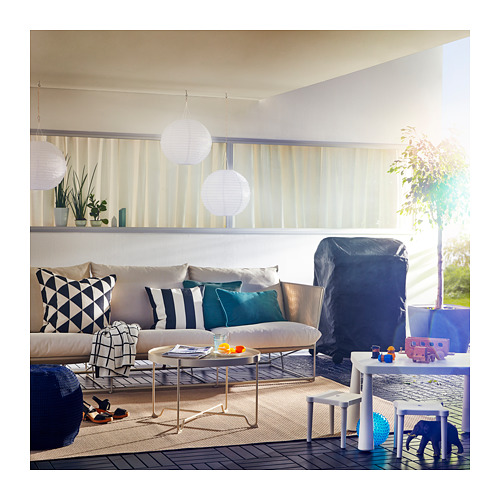 HAVSTEN - 3-seat sofa, in/outdoor, beige   IKEA Hong Kong and Macau - PE717113_S4