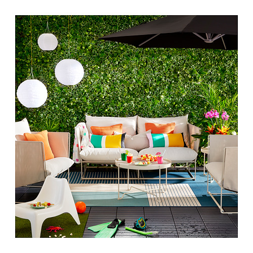 HAVSTEN - 室內/戶外四座椅組合, 米黃色 | IKEA 香港及澳門 - PE717120_S4