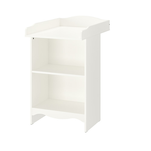 SMÅGÖRA - changing table/bookshelf, white | IKEA Hong Kong and Macau - PE756246_S4