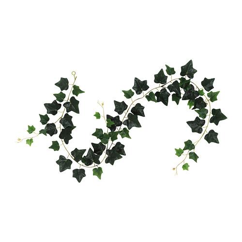 SMYCKA - 人造花環, 室內/戶外用/長春藤 綠色   IKEA 香港及澳門 - PE811955_S4