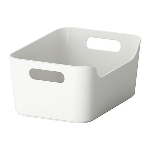 VARIERA - 貯物箱, 灰色   IKEA 香港及澳門 - PE614530_S4