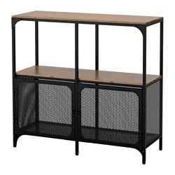 FJÄLLBO - shelving unit, black | IKEA Hong Kong and Macau - PE614538_S3