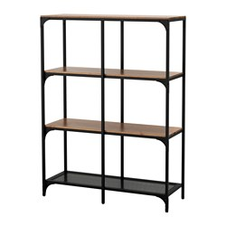 FJÄLLBO - shelving unit, black | IKEA Hong Kong and Macau - PE614539_S3