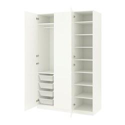 PAX - 衣櫃, 白色/Forsand 白色 | IKEA 香港及澳門 - PE667758_S3