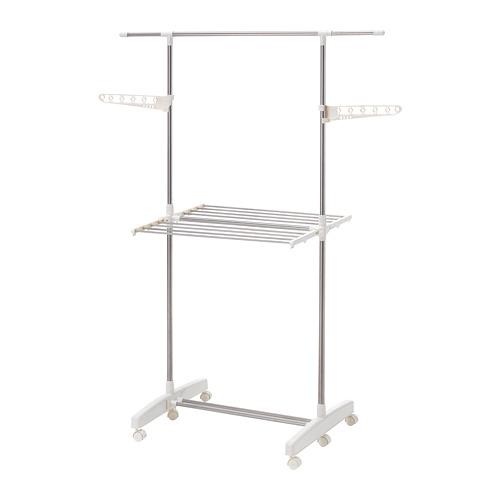 PURKLA - drying rack, 2 levels | IKEA Hong Kong and Macau - PE667765_S4