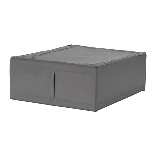 SKUBB - storage case, 44x55x19 cm, dark grey   IKEA Hong Kong and Macau - PE667780_S4