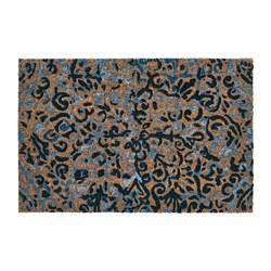 ÄNGSKLOCKA - 室內用門口墊, 米色/藍色 | IKEA 香港及澳門 - PE812009_S3