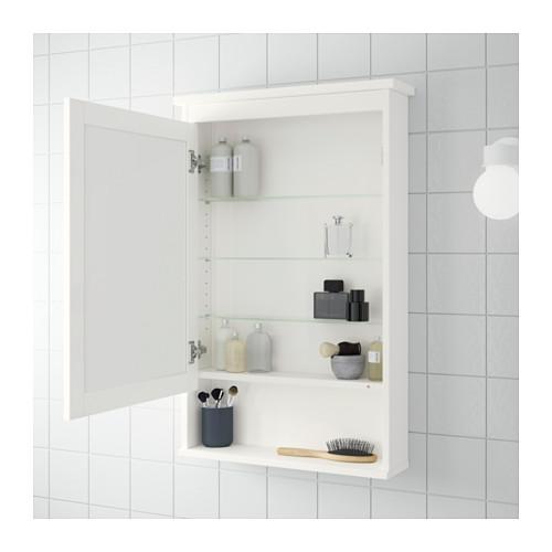 HEMNES 單門鏡櫃