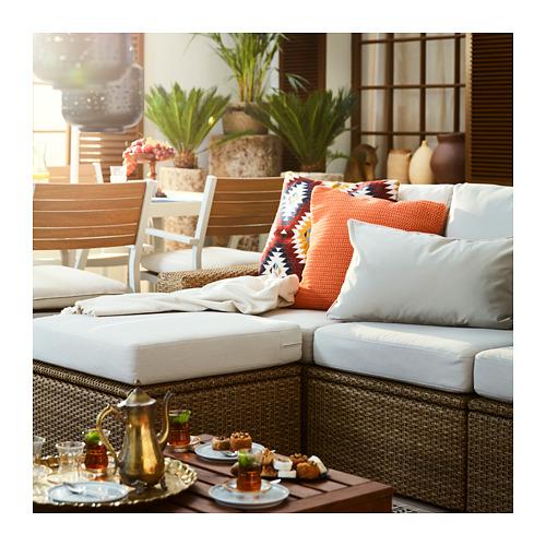 SOLLERÖN - stool, outdoor, brown | IKEA Hong Kong and Macau - PE717305_S4