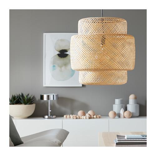 SINNERLIG - pendant lamp, bamboo | IKEA Hong Kong and Macau - PE717348_S4