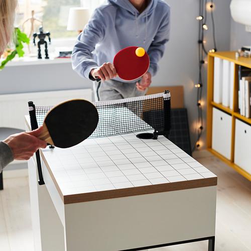 MICKE - desk, 105x50x75 cm, white/anthracite | IKEA Hong Kong and Macau - PH175196_S4