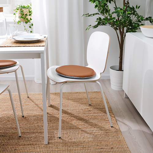 STAMFLY - 椅墊, Grann 金啡色   IKEA 香港及澳門 - PE812125_S4